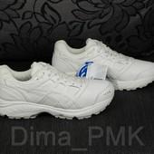 Кожаные кроссовки Asics Gel-Foundation Walker 3 оригинал сток 41-42р. (26,5 см.)