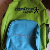 Рюкзак сумка Английский Хелен Дорон