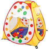 Игровая палатка с баскетбольным кольцом