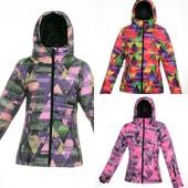 Горнолыжная лыжная куртка Just Play, р. S-Xl, код kd-859