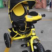 Велосипед трехколесный Tilly Camero T-362