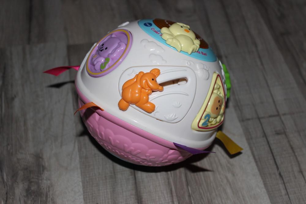 Развивающий мяч vtech многофункциональный. фото №1