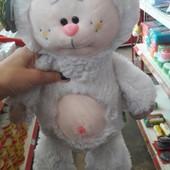 Котик чомучка, кот, кіт, кошка мягкие игрушки, м'які іграшки тм левеня