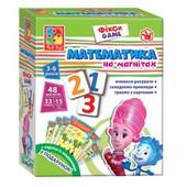 Математика на магнитах Фиксики VT1502-09 vladi toys влади тойс