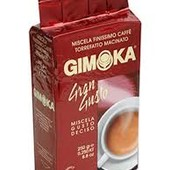 Кофе молотый Gimoka Gran Gusto 250гр. Италия