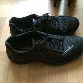 фирменные кожаные кроссовки 42-43 UK 9 Camel Active