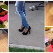 Новые, фирменные бархатние туфельки. размеры - 37,37.5,38,39.5,40 р.