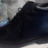 Зимові чоботи. Original Newport. Шкіра.