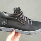 Зимние кроссовки Jordan в 3-х цветах