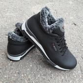 Спортивные ботинки Ecco Кожа