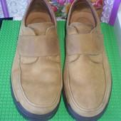 туфли Clarks р.10 G,стелька 29 см  верх и внутри кожа