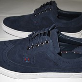 Туфли замшевые U.S. Polo Assn. новые в коробке