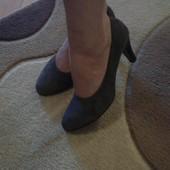 Отличные мягчвйшие замшевые туфли на большую ножку от Caprice,p.7 1/5 (41)