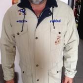 Чоловіча куртка мужская куртка ветровка размер М, осенняя