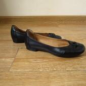 Gabor р.36-37 шкіряні балетки туфлі лодочки
