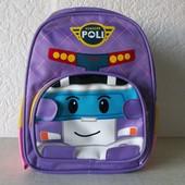 Дошкольный рюкзак Робокар Полли