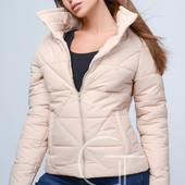 Демисезонная женская куртка  42, 44, 46, 48, 50, 52