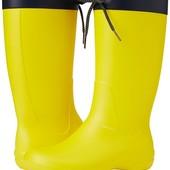 Сапоги Crocs freesail rain boot, W6, W8