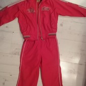 Спортивный костюм для девочки на  4-5 лет