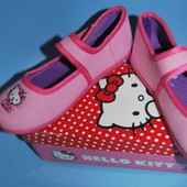 Тапочки Hello Kitty, размер 31 и 32