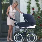 Продам шикарную коляску для новорожденных Bebecar Stylo Class 2 в 1