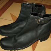 983.  Ботинки Franco Sarto, р.8.5, кожа
