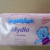 Детское мыло Bambino 90 гр Польша