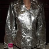 Кожаная курточка Altinok новая размер М