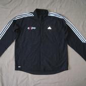 Adidas ClimaProof (XL) спортивная кофта ветровка куртка мужская