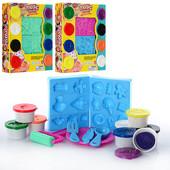 Набор для творчества, тесто для лепки, пластилин MK 0699
