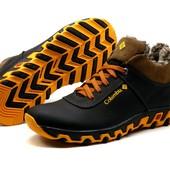 Ботинки Columbia Track II, на меху, р. 40-45, натур. кожа, код kv-3919-7