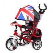New! Детский трехколесный велосипед 3125-2H