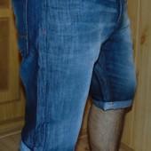 Фирмовые стильные бренддовые шорты капри бриджи  Denim Co.л-хл 34