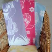 Детское одеяло байковое 100x118