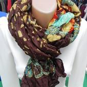 Новый шарф, шаль, парео.палантин 178*71 см.