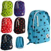 Только оптом 24 шт. Рюкзак детский MK 0811, 6 цветов