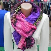 Новый шарф, шаль, парео.палантин 180*73 см