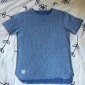 Крутая синяя футболка от Native Youth, размер М