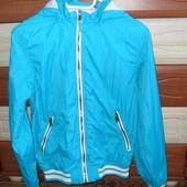 Модная куртка, ветровка H&M на 13-14лет.рост 164 см