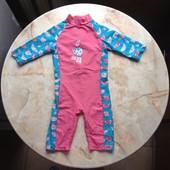 Костюм для плаванья на девочку фирмы Mothercare на возраст 1,5-2 года