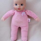 пупс беби анабель My first Baby Annabell Zapf Creation