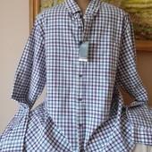 мужская рубашка размер хл