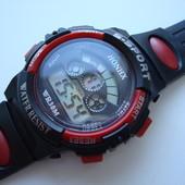 Часы наручные стильные унисекс годинник