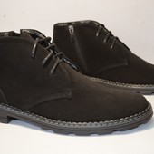 Демисезонные ботинки на байке  shamrock