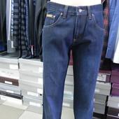Муж джинсы утепленные 30-31