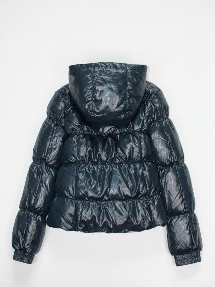 Benetton зимняя пуховая куртка. в ассортименте фото №7