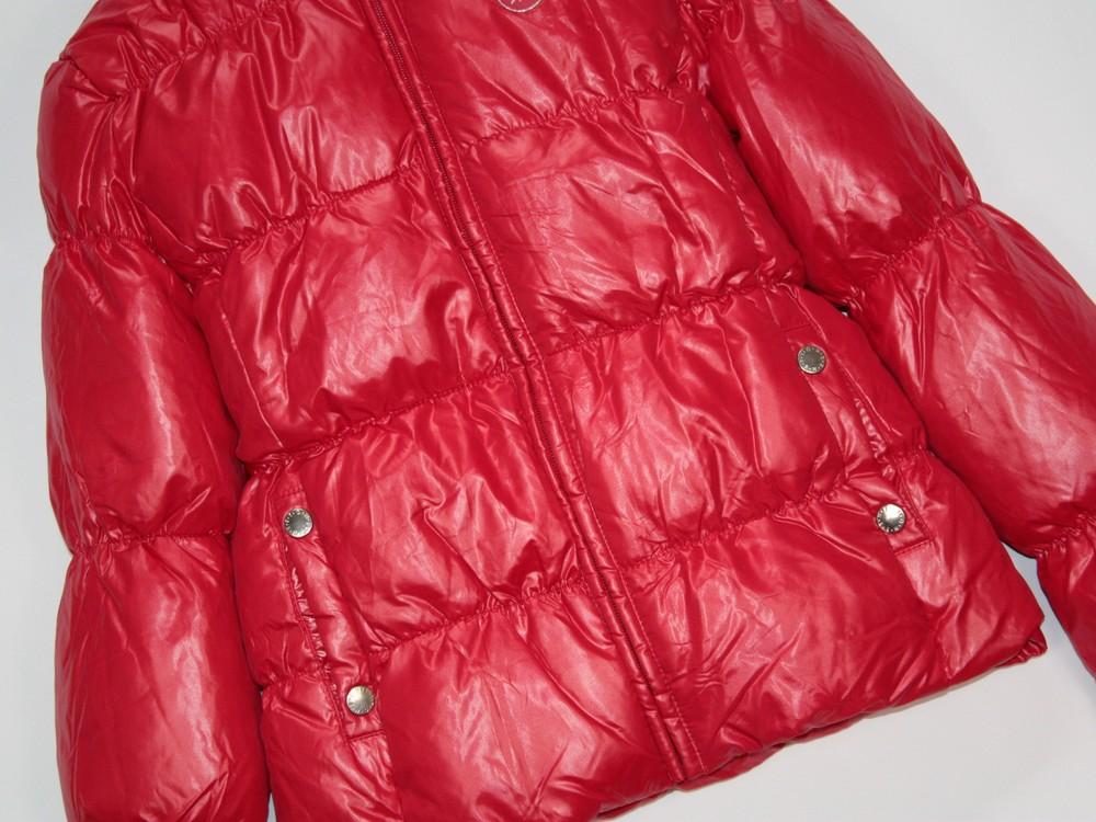 Benetton зимняя пуховая куртка. в ассортименте фото №10