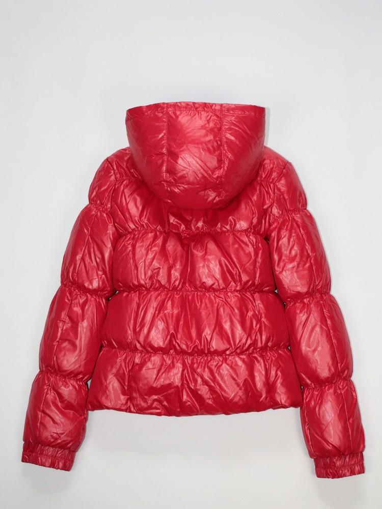 Benetton зимняя пуховая куртка. в ассортименте фото №11