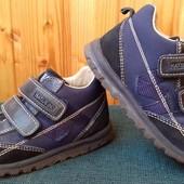 Ортопедические демисезонные ботинки Naturino