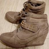 Сникерсы ботинки 40 размер